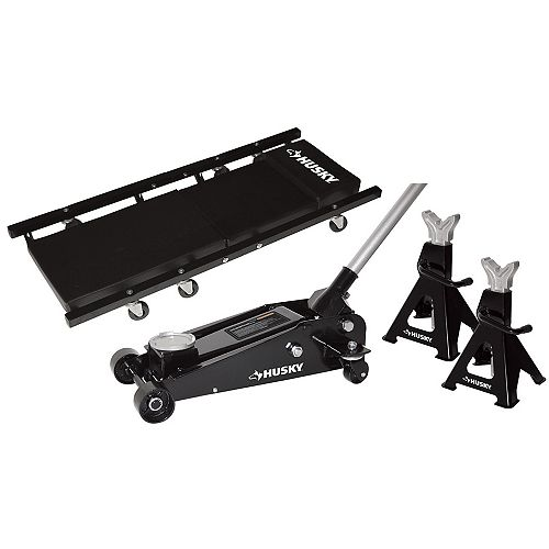 3 Ton Garage Jack Kit