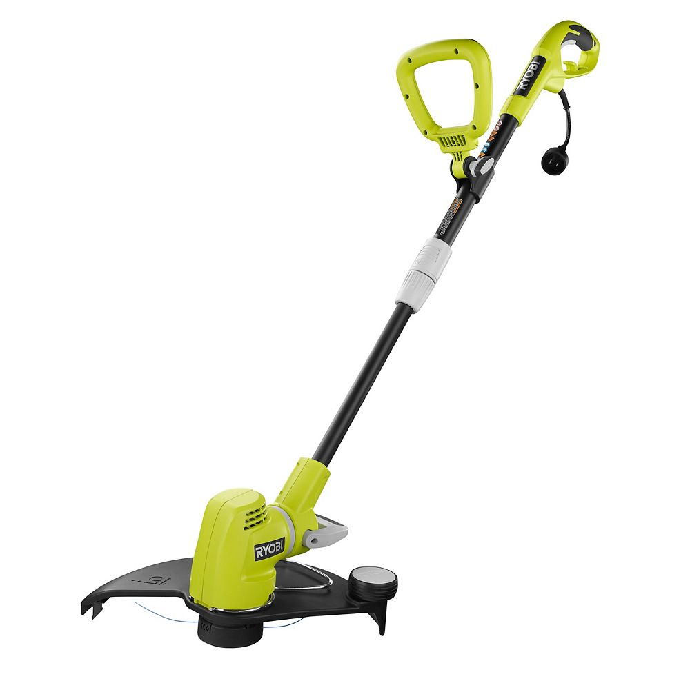 RYOBI 15-inch 5.5 Amp Swivel Head String Trimmer
