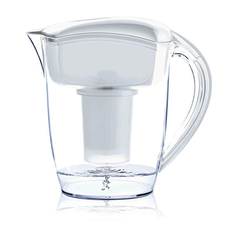 Santevia White Alkaline Water Pitcher