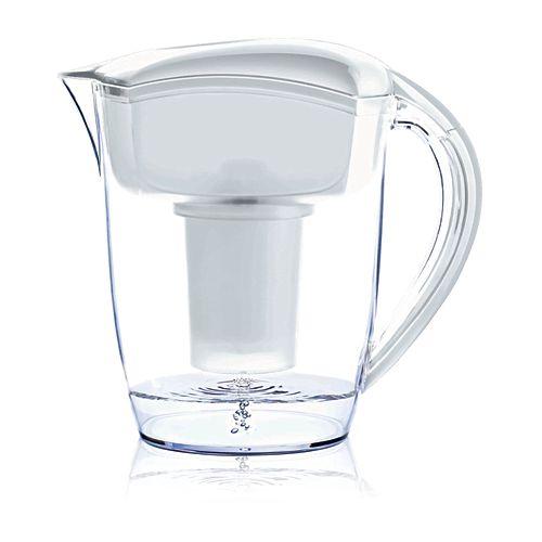Pichet d'eau Alkaline Blanc