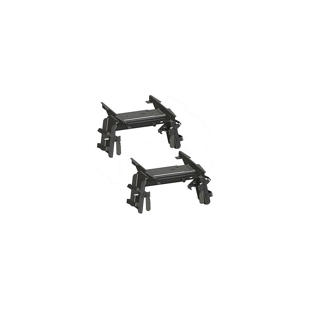 Peak Products 3D MultiHorse Customizable Sawhorse Bracket (2-Pack)