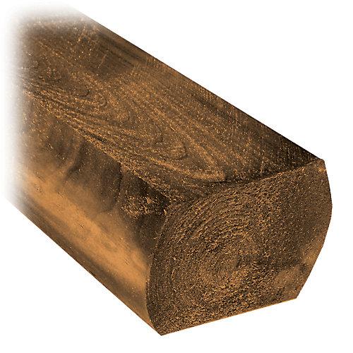 Mini traverse en bois traité de 8 pieds