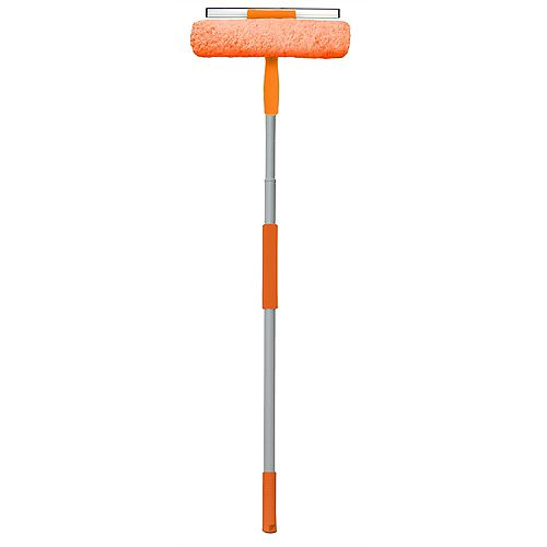 "12"" Telescopic Window Cleaning Kit"