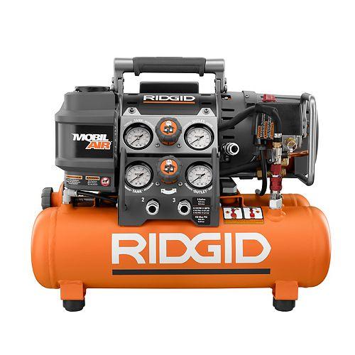 Tri-Stack Compressor
