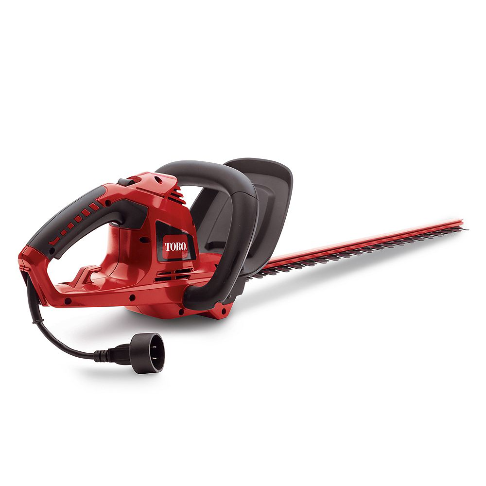 Toro 22-inch Corded Electric Hedge Trimmer