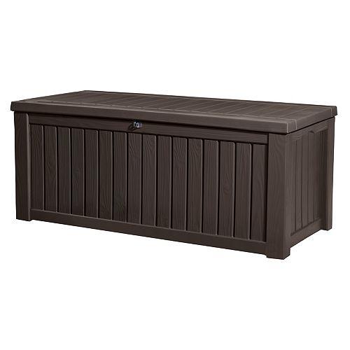 20 cu. ft. Wood Look Deck Box