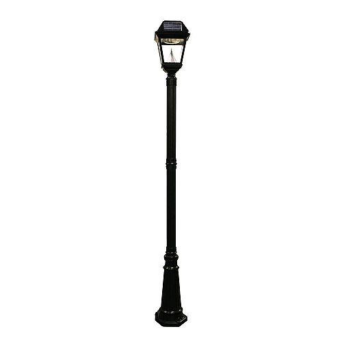 Lampadaire solaire à une lanterne Imperial II