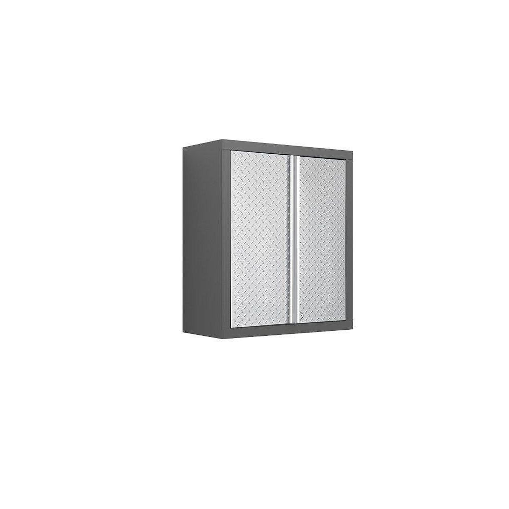 NewAge Products Inc. Diamond Plate Wall Cabinet