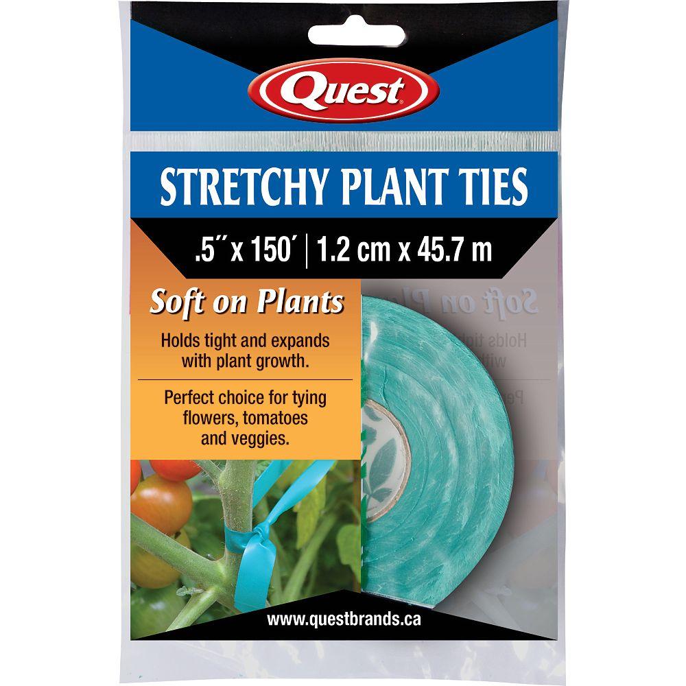 Quest Attaches élastiques pour plantes
