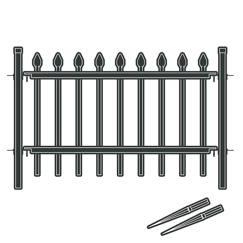 Veranda Border Fence