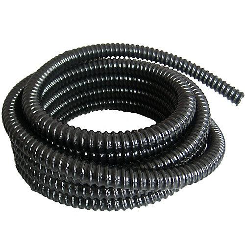 Tuyau anti-torsion pour bassin 5 m Longueur 12,7 mm Diamètre