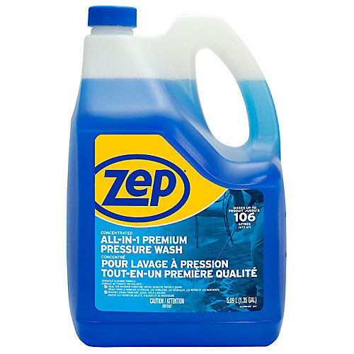 All-In-One Pressure Washing Solution