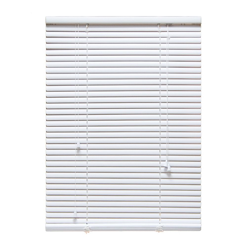 "Perfect Home Essentials 36 in. x 48 in. White 1"" Aluminum Blind"