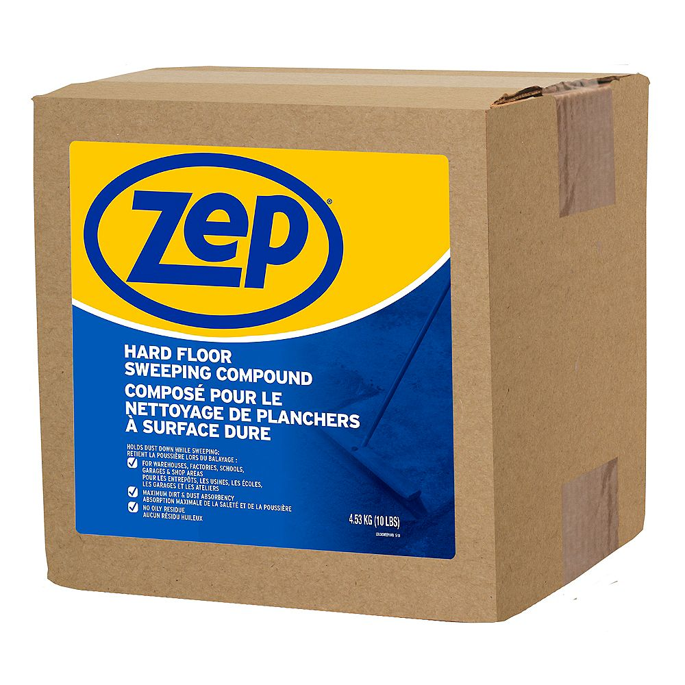 Zep Commercial 10 lbs. Floor Sweeping Compound