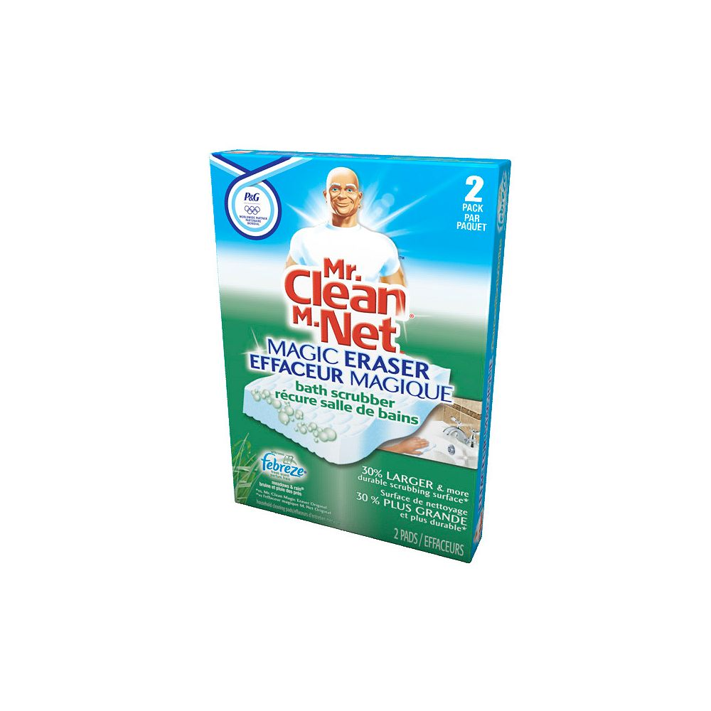 Mr. Clean Effaceur Magique M.Net 16/2Ct
