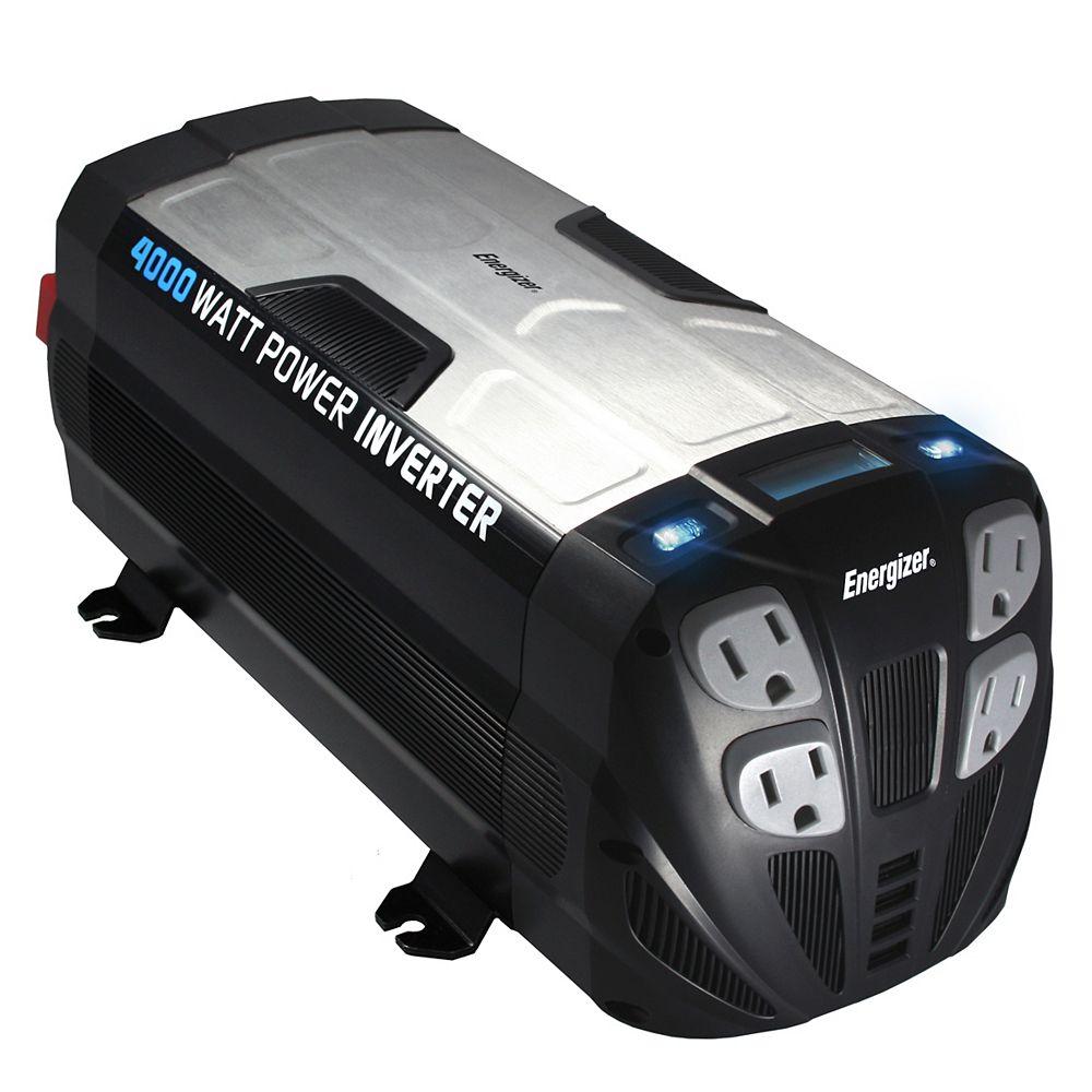 Energizer 12V 4000 Watt Power Inverter
