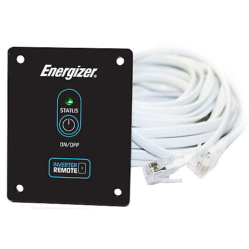 Télécommande avec câble de 20pi
