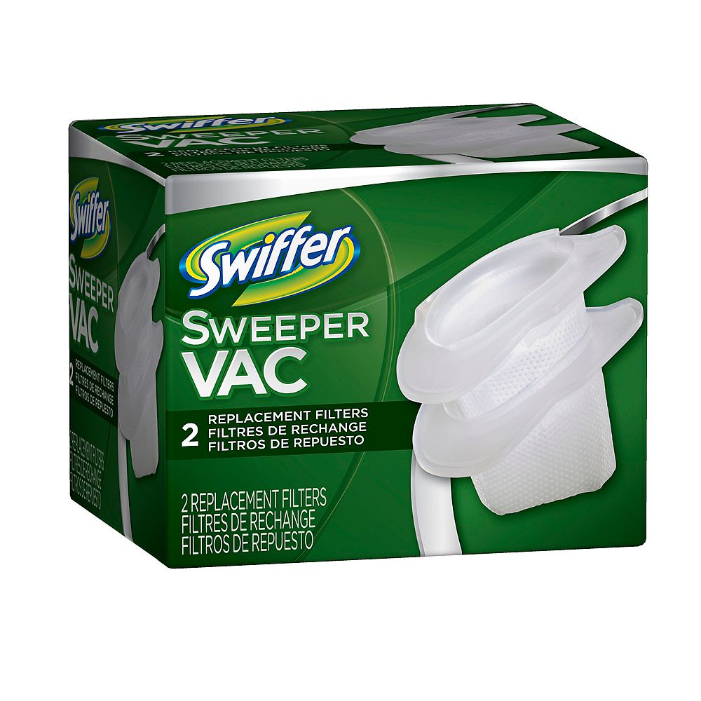 Swiffer S&V 2Ct Filters