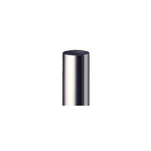 Balustres daluminium 81,3 cm (32 po), Rondes, Inoxidable,  Les connecteurs fournis, Paquet de 15