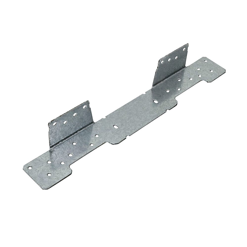 Simpson Strong-Tie LSC 18-Gauge ZMAX Galvanized Adjustable Stringer Connector