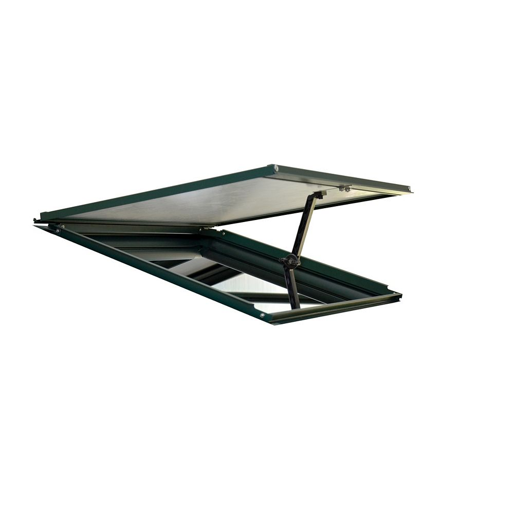 RION EcoGrow Greenhouse Roof Vent