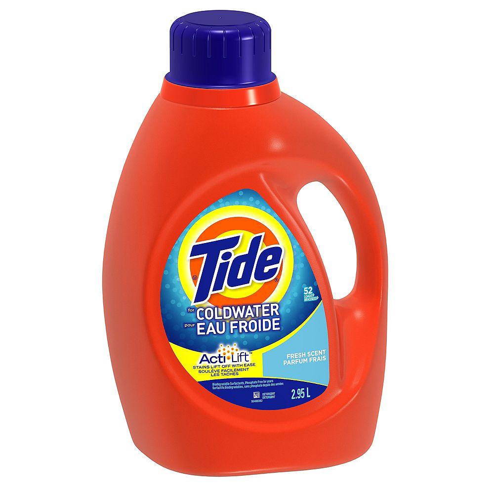 Tide Liq Cold Water Fr. Scent 52 Use