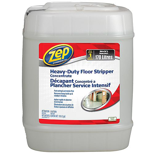Heavy Duty Floor Stripper Concentrate- 18.9 L