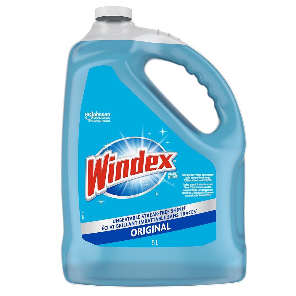 Windex Glass Cleaner Refill (5L)