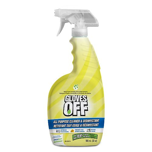 Gloves Off All Purpose Cleaner & Disinfectant 946 mL