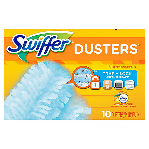 Duster Citrus & Lght 10Ct