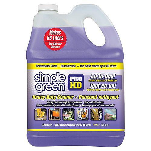 4l PRO HD Heavy-Duty Cleaner