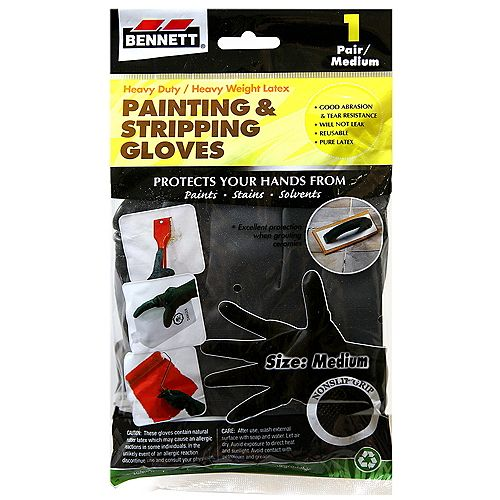 Stripping Gloves Medium