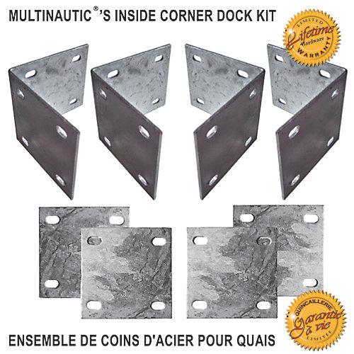 Kit de coins intérieurs pour quai