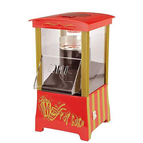 Red Popcorn Maker