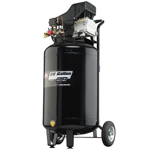 28 Gallon Portable Compressor