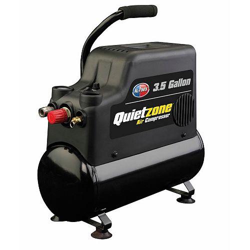 3.5 Gallon Oiless Quiet Air Compressor