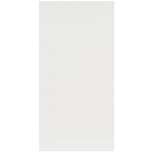 Melamine Door Alexandria 11 7/8 x 22 1/2 White