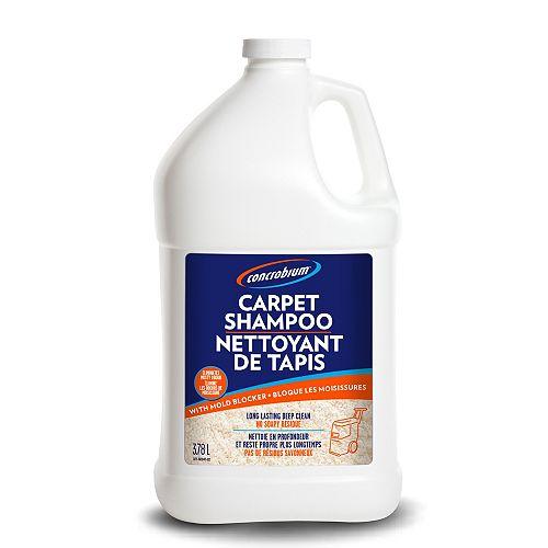 Carpet Shampoo 3.78 L
