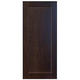 Wood Door Barcelona 15 x 33 7/8 Choco