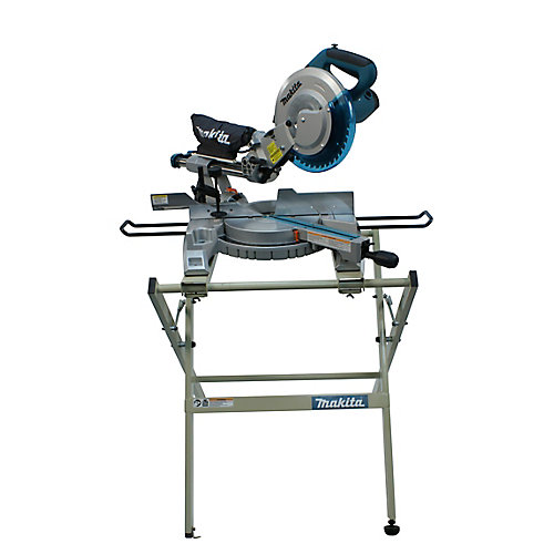 10-inch Sliding Compound Miter Saw with Stand