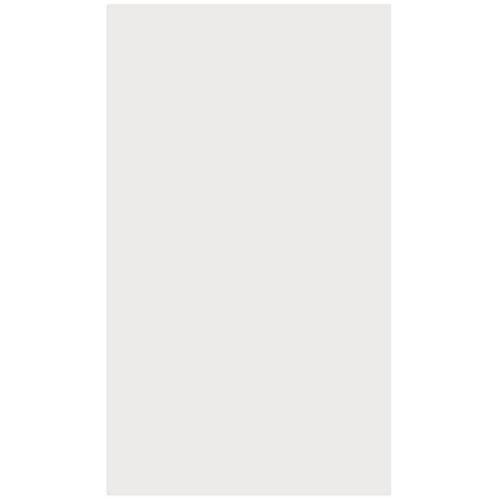 Melamine Door Alexandria 17 3/4 x 30 1/8 White
