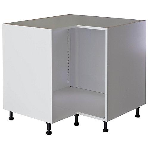 Base Corner Cabinet 36 White
