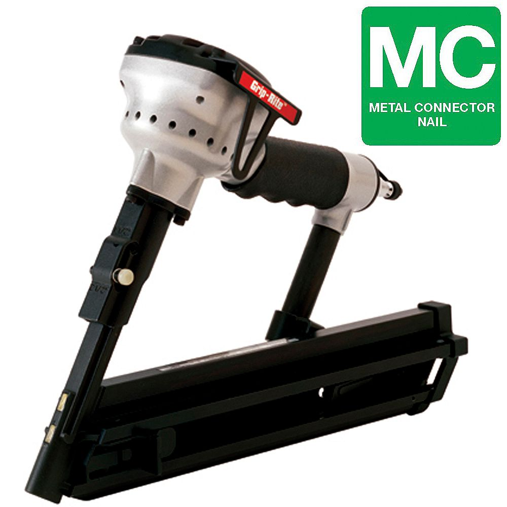 Grip-Rite 2 1/2 Inch Multi Blow Joist Hanger Nailer