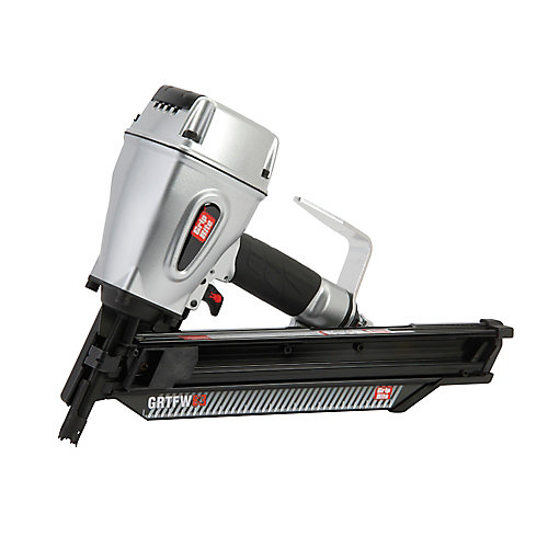 3 1/4 inch 28 Degree Wire Short Body Framing Nailer