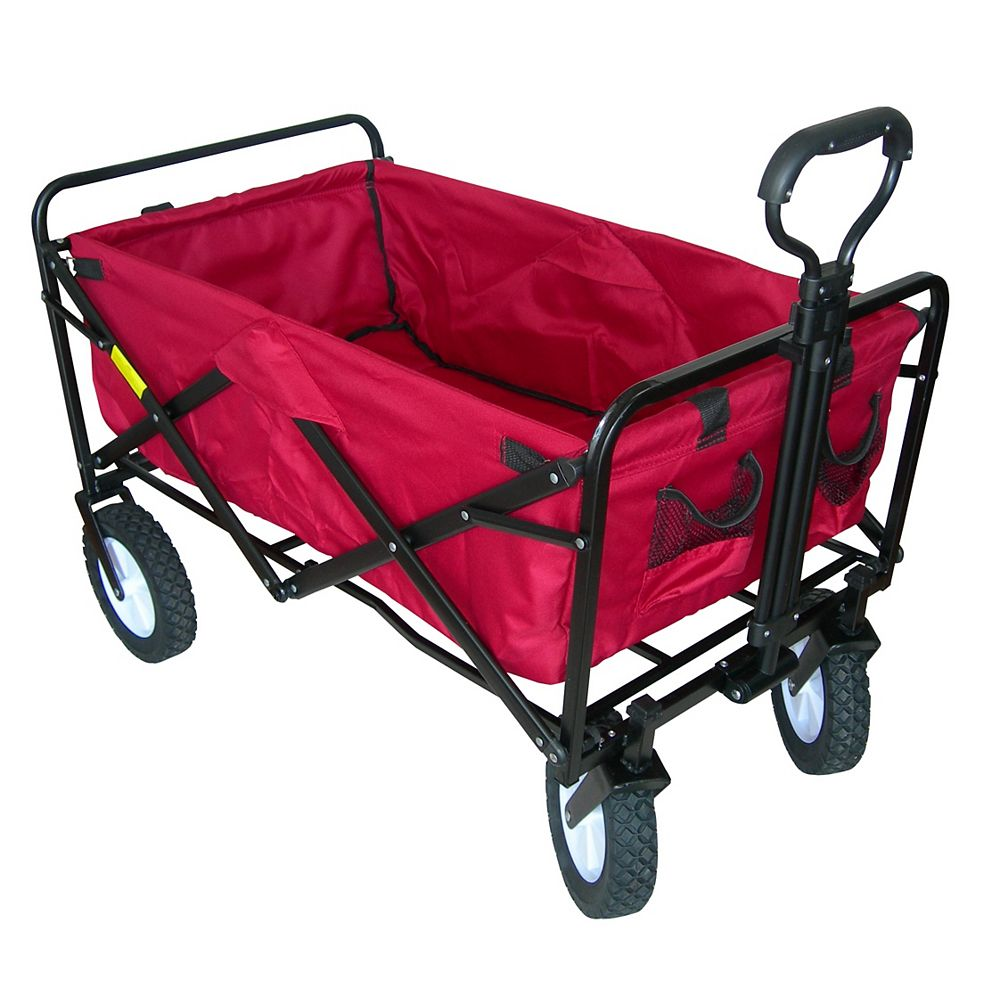 Mac Sports 150 lbs. Capacity Folding Wagon