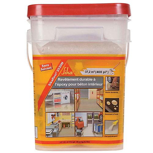floor 2530W - 2-part epoxy paint, Grey