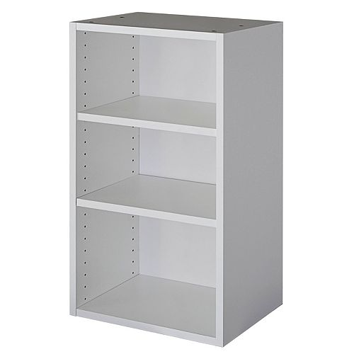 Wall Cabinet 18 x 30 1/4 White