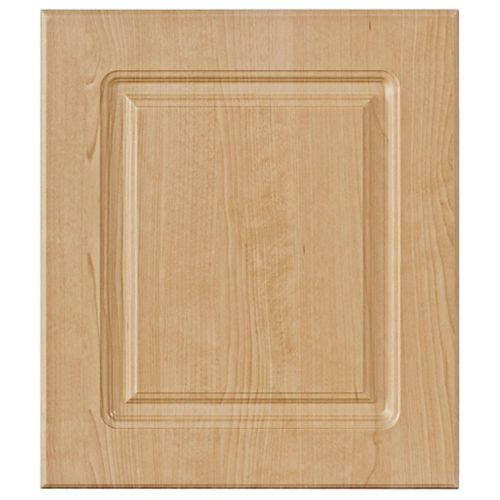 Thermo Door Belfast 16 1/2 x 15 Maple