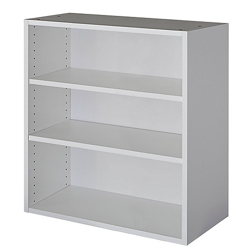 Wall Cabinet 30 1/4 x 30 1/4 White