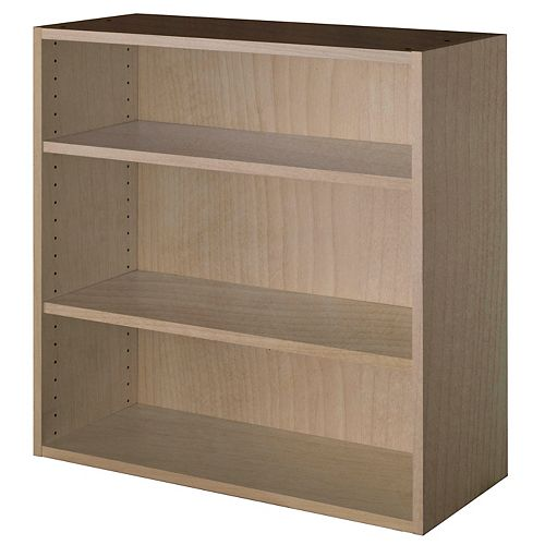 Wall Cabinet 33 x 30 1/4 Maple
